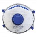 Masca de Protectie Respiratorie Dolomita Carbon FFP2