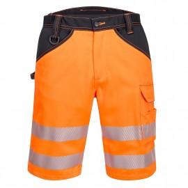 Pantaloni scurti PW3 Hi-Vis