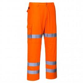 Pantaloni Combat HiVis 3 Benzi
