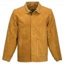 Jacheta de Piele pentru Sudura