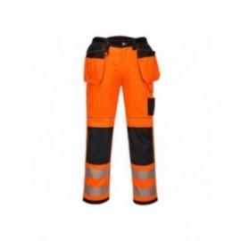 PW3 Pantaloni Stretch Holster  Hi Vis