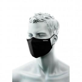 Masca Faciala Textila 2 Antimicrobiana 2 Straturi cu Banda pentru Nas (25 buc)