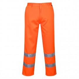 Pantaloni Poly-cotton Hi-Vis