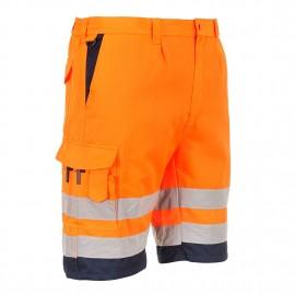 Pantaloni Scurti polibumbac Hi-Vis