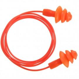 Dopuri de urechi cu cordon TPR (50 bucati)
